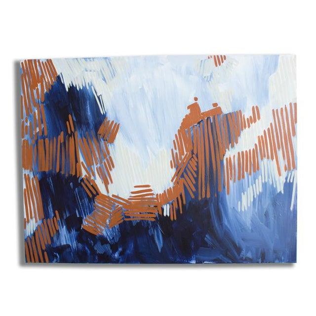 "Linda Colletta ""Catalina"" Acrylic Painting - Image 2 of 2"