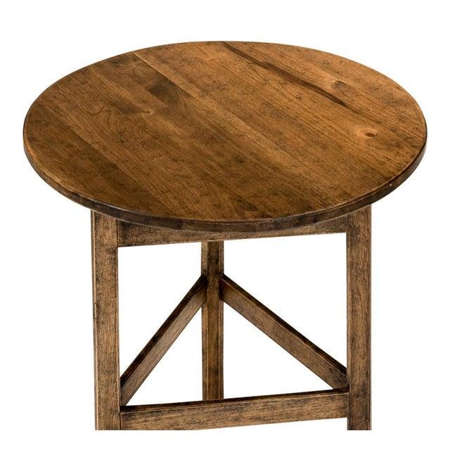 Sarreid Ltd. Feng Side Table - Image 4 of 5