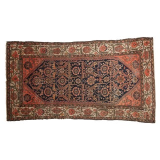Antique Malayer Rug - 4' x 7'6""