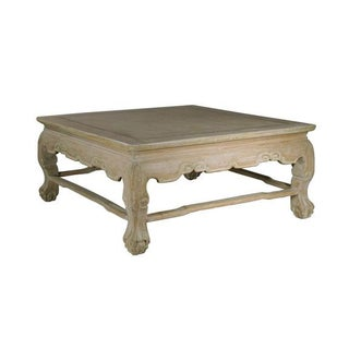 Rustic Boho Chic Coffee Table