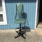 Image of Mid-Century Spanish Revival Bar Stool