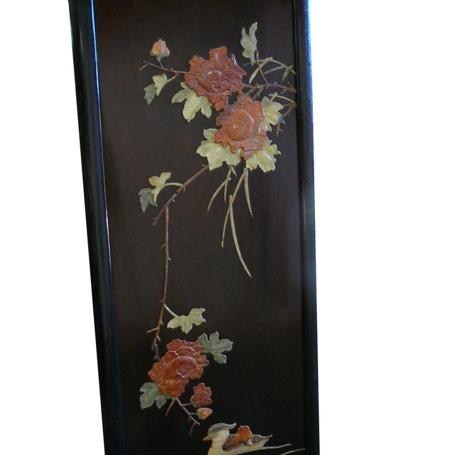 Chinese Scenery Wall Panels - Set of 4 - Image 6 of 7