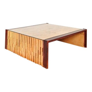 Large Edition Coffee Table by Percival Lafer, Brazil, circa 1960