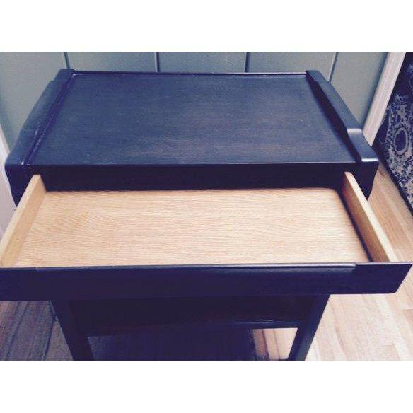 1960's Edward J. Wormley Side Table/Nightstand - Image 6 of 7