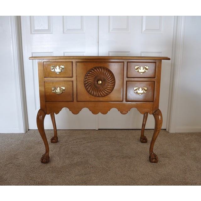 Baker Furniture Lowboy Chest Console - Image 5 of 8