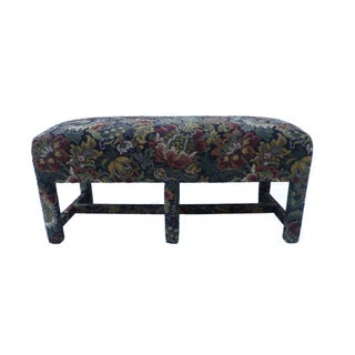 Donghia Upholstered Window Bench