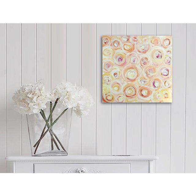 Linnea Heide 'Tearoses' Original Painting - Image 2 of 6