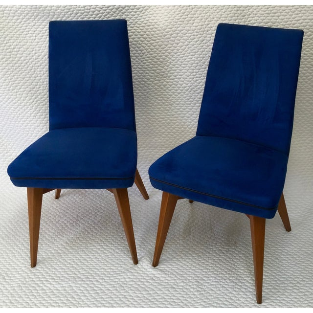 Mid-Century Erton Dining Chairs - Set of 6 - Image 6 of 9