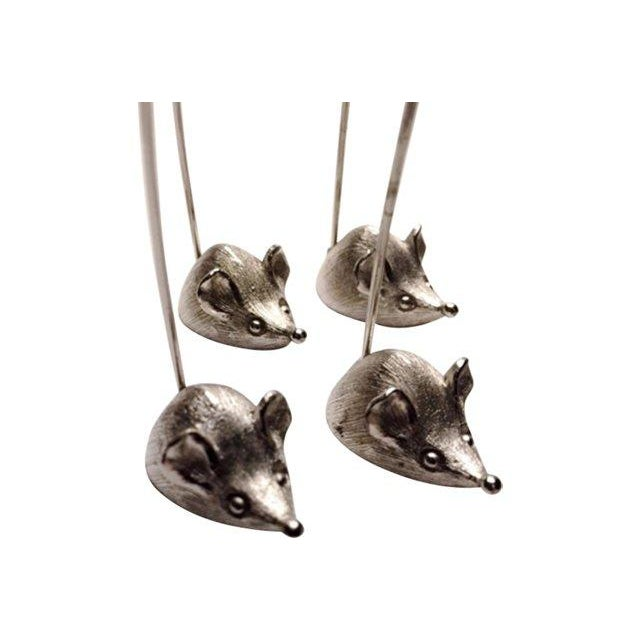Image of Napier Mouse Cheese Pricks - Set of 8