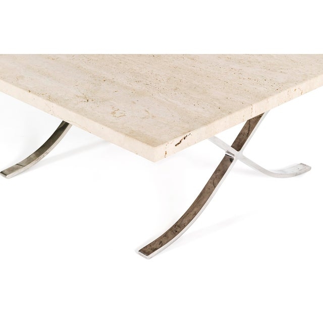 Image Of Mies Van Der Rohe Coffee Table