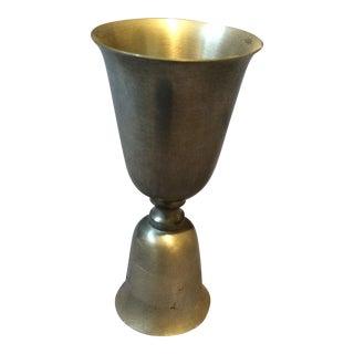 Towle Pewter Vintage Barware Jigger / Shot Glass