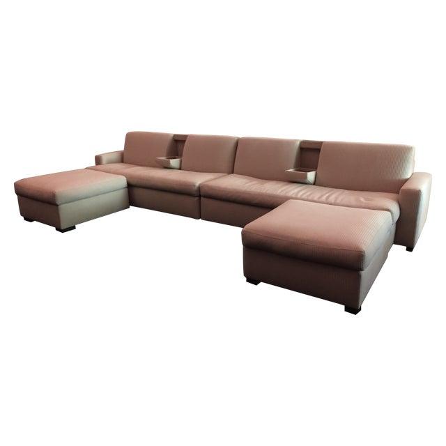 Contemporary Custom Sectional Sofa Chairish
