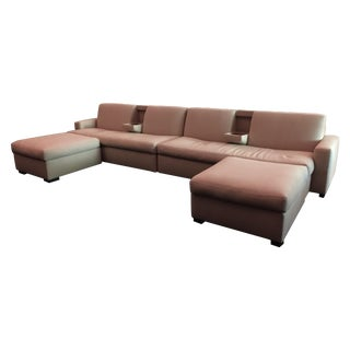 Contemporary Custom Sectional Sofa