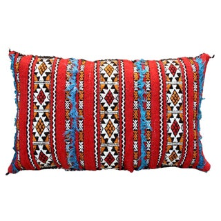 Tattoo-Design Moroccan Pillow