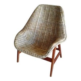 Rattan Weave Galaxy Chair