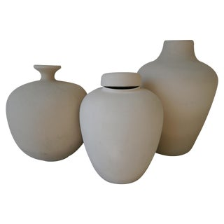 Architectural Custom Made Pottery Collection - S/3