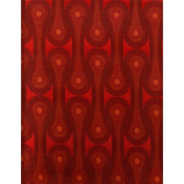 Image of Scarlet Maharam Design by Josef Hoffman - 9 Yards