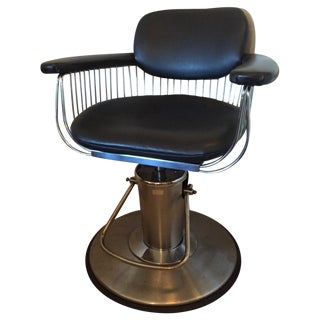 Warren Platner Style Barber Chair