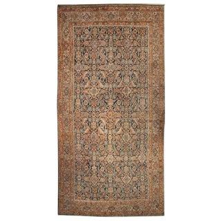 19th Century Ferehan Herati Rug