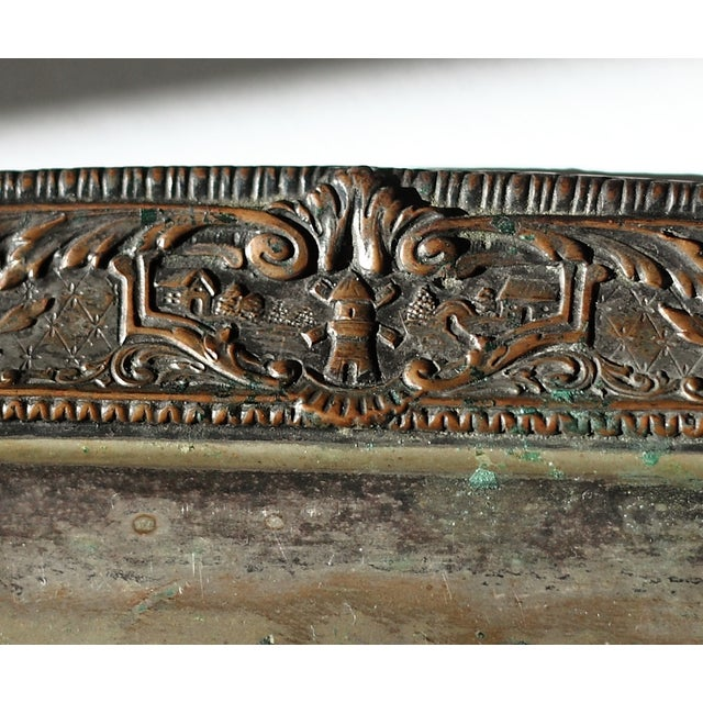 Image of Vintage Silver Plated Tray