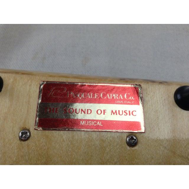 Image of Burled & Inlay Music Jewelry Box