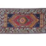"""Image of Leon Banilivi Anatolian Oushak Rug- 3' X 6'1"""""""