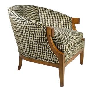 Baker Club Chair, Circa 1950s
