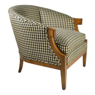 Baker Club Chair, Circa 1950s