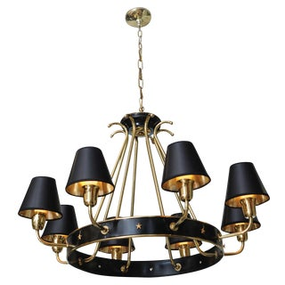 Eight Arm Empire Style French Chandelier