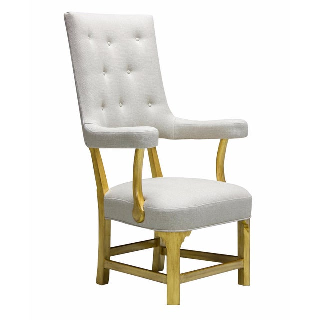 "Truex American Furniture ""The George Chair"" - Image 4 of 4"