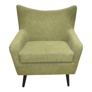 Green Andy Armchair