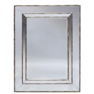 Sarreid LTD Antiqued Glass Mirror