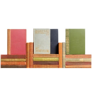 Distressed Mini Classic Books - S/20