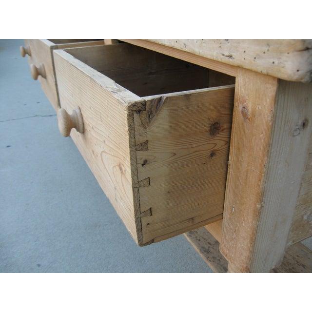 Image of European 3-Drawer Sideboard