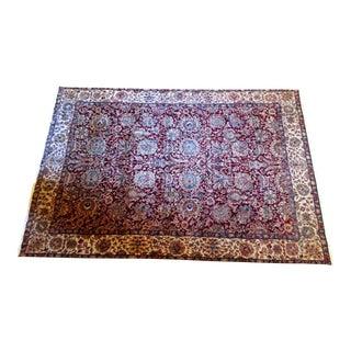 Handmade Persian Rug - 7′10″ × 11′9″