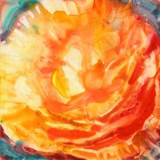 Heat Original Watercolor Painting