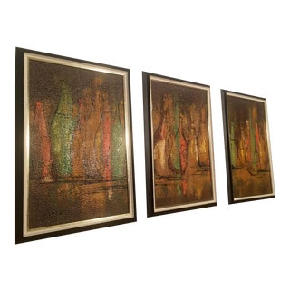 Carlo of Hollywood Painting Set - S/3