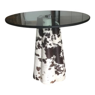 Jayson Home Cowhide Table