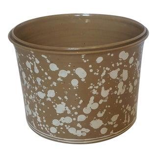 Roy Hamilton Pottery Cachepot