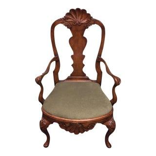 Danish Regency Arm Chair