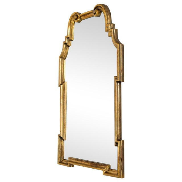 Gilded Scroll Mirror - Image 6 of 6