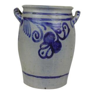 German Salt Glaze Pottery