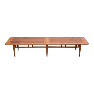 Extra Long Lane Acclaim Series Coffee Table, USA, 1960s