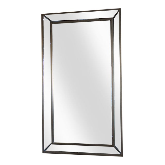 Image of Beveled Chelsey Mirror