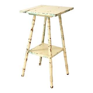 Antique Primitive Side Table