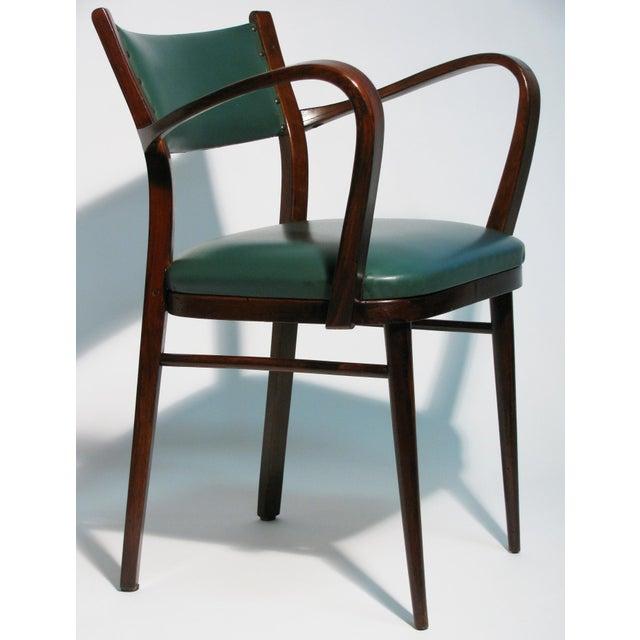 Italian Bentwood Armchair - Image 6 of 7