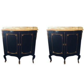 Maison Jansen Style Cabinets - A Pair