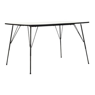Adjustable Metal & Formica Table