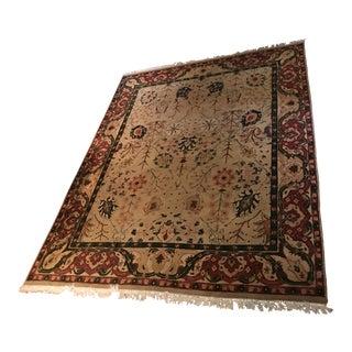 Persian Rust Toned Carpet - 8′ × 10′5″