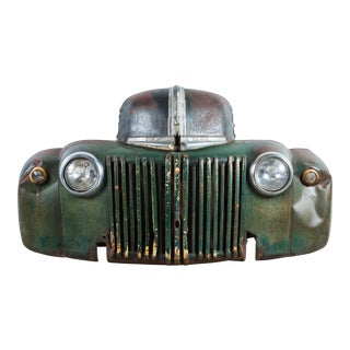 1942 Ford Pickup Truck Front Americana